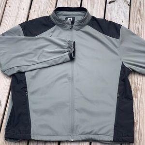 FootJoy Windbreaker Jacket Grey XL